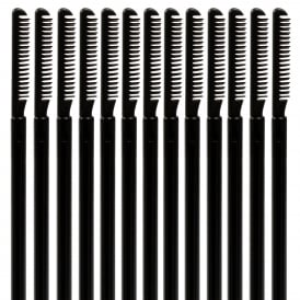 25pcs LashArt Disposable Eyelash Comb Eyebrow Applicators Spooler