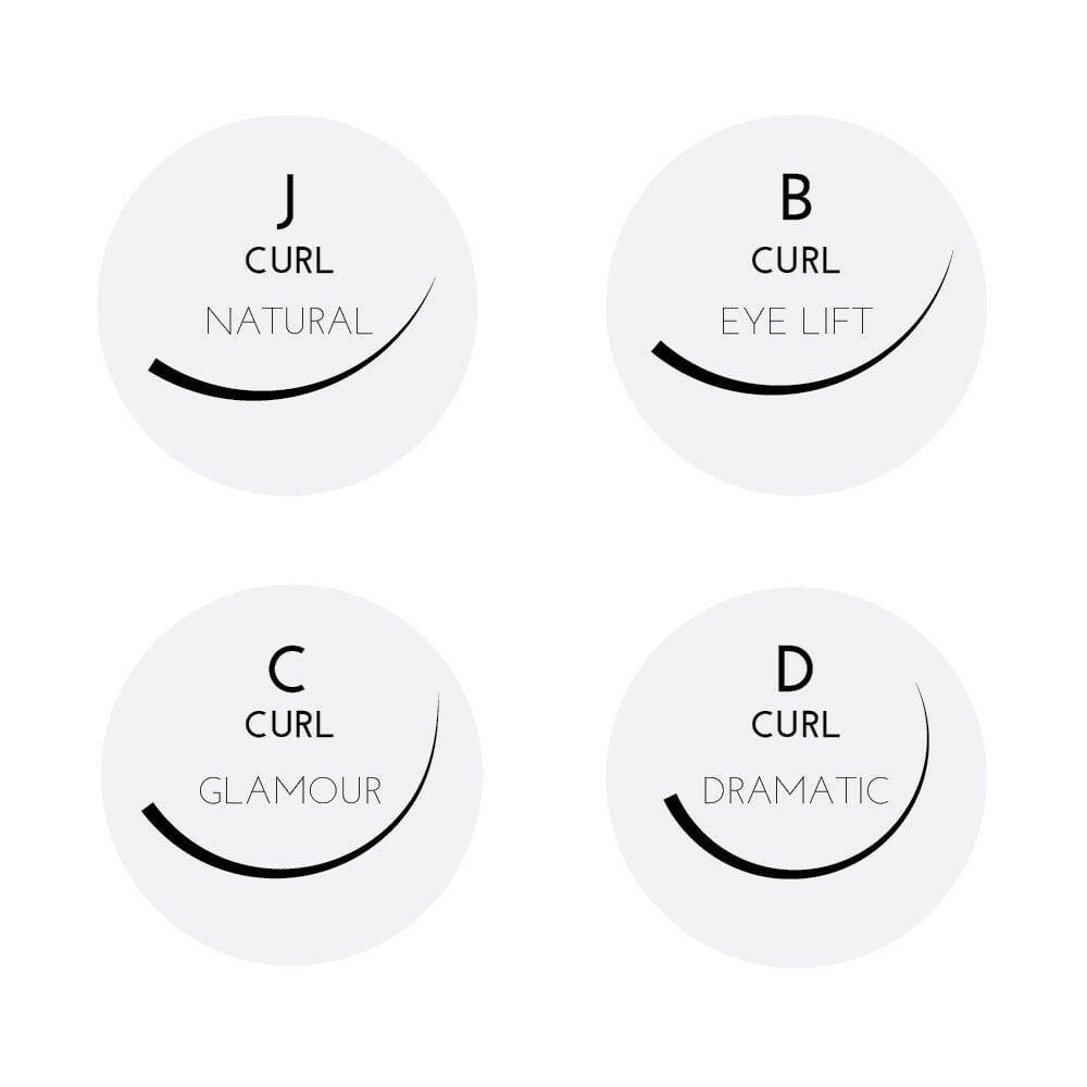 07f9e4c69ab Cashmere Lashes Glossy Lightest Lashes Luxury Flat Individual Eyelash  Extensions
