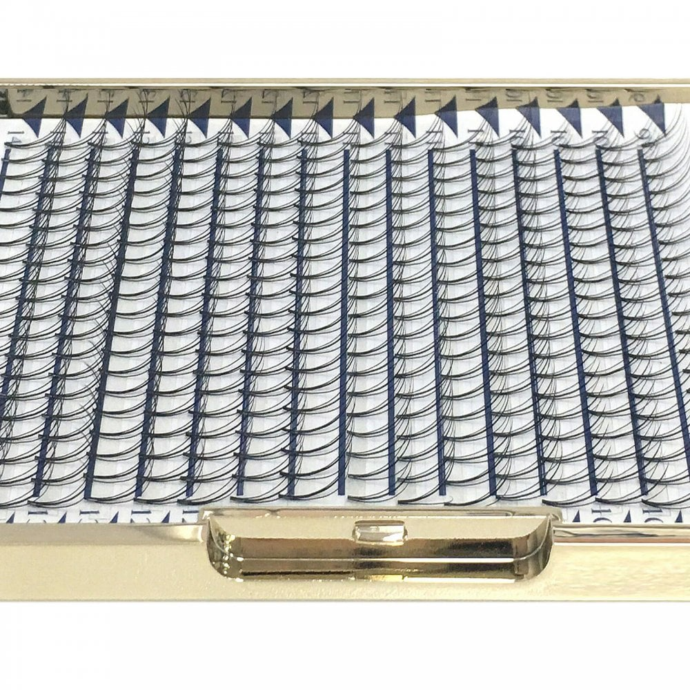 9013ab3eaf8 Cashmere Lashes Hybrid Fans 3D Luxury Individual Eyelash Extensions Classic  Volume