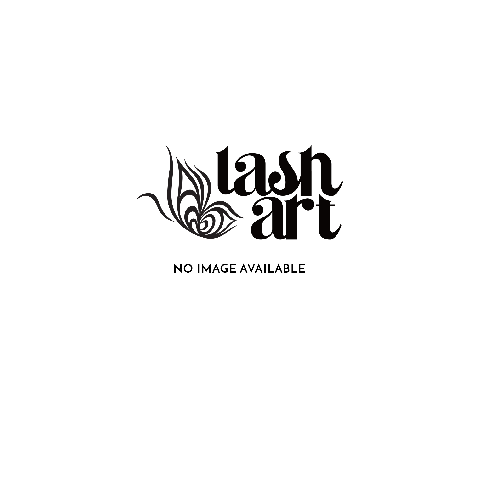 LashArt 5 Pairs Training Lashes for Eyelash Extension/Mannequin Head
