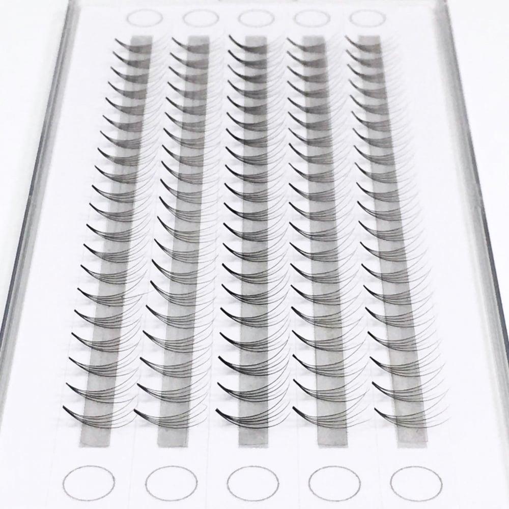 145fc70c47c MUSE Premade Volume Fans 0.07 5D C Curl XD Volume Lash Fans Eyelash  Extensions