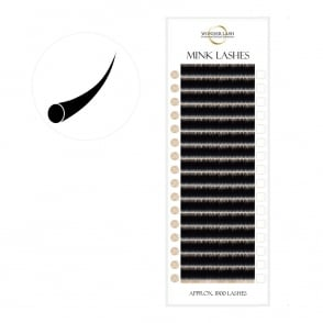 WonderLash Premium Mink Lashes Professional Semi Permanent Individual Eyelash Extensions