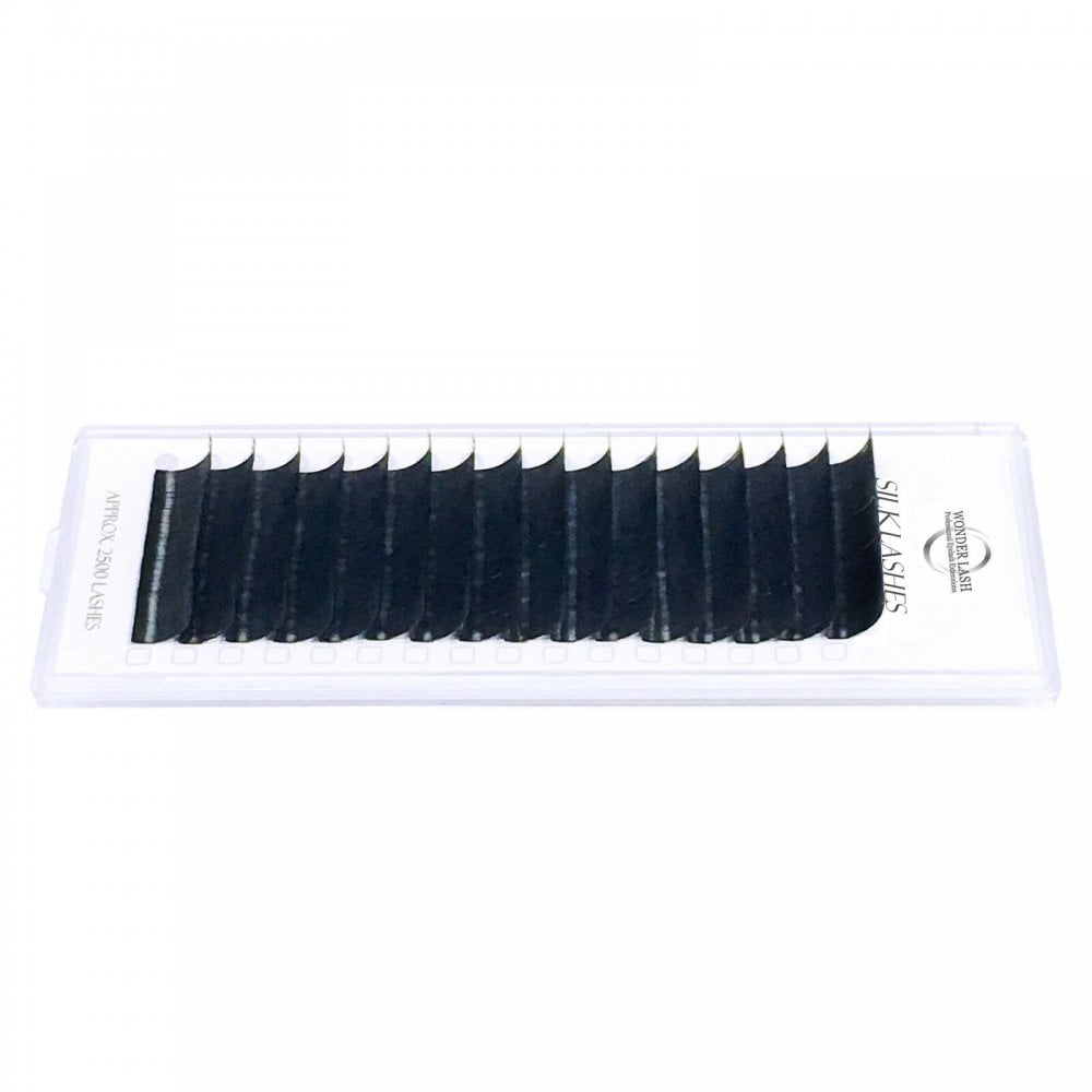 Premium Silk Lashes Professional Semi Permanent Individual Eyelash  Extensions